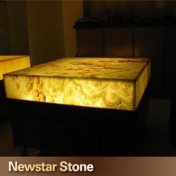 Chinese High Quality Lighted Onyx Bar Tops Buy Lighted
