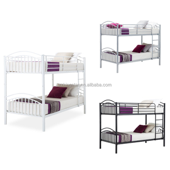 Metal Double Deck Bunk Bed Frames Wholesale - Buy Metal Double Deck ...