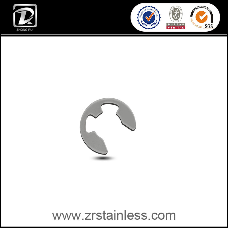 Stainless Steel Fasteners of E Clip Washer