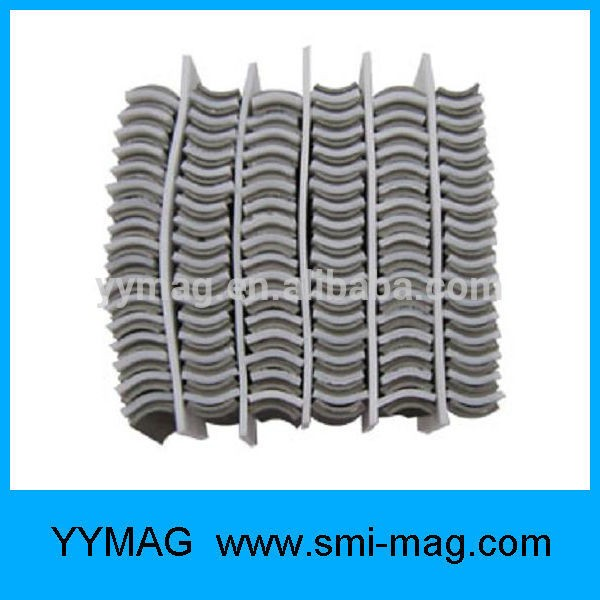 High quality N50 strong arc neodymium magnet free energy permanent magnet generator