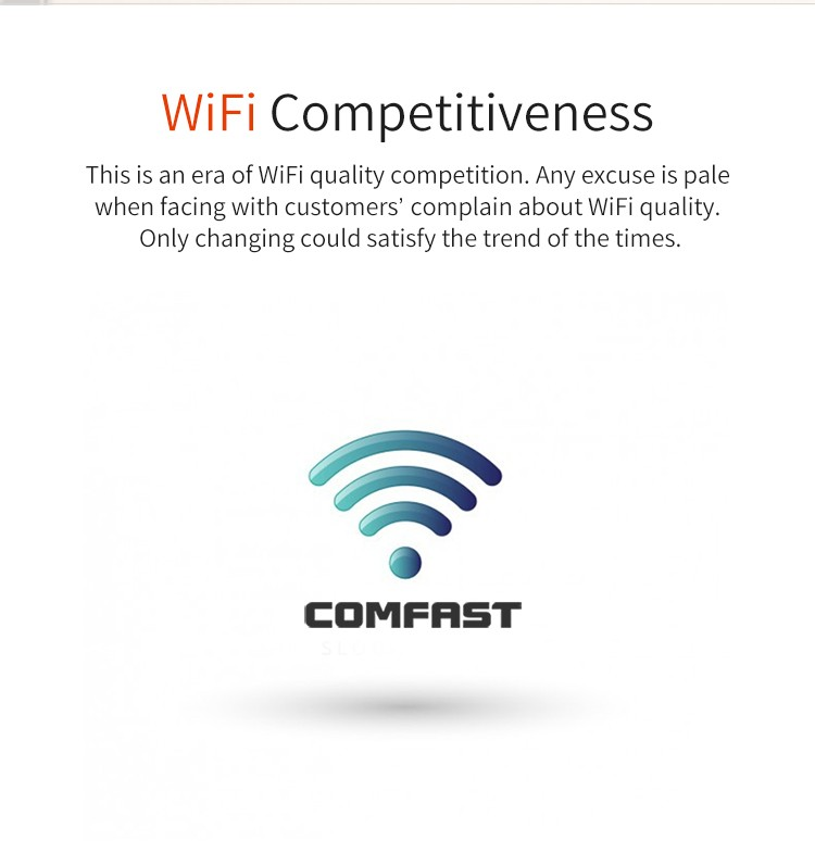 Factory Price COMFAST CF-E535N 300Mbps In-Wall Wireless Access Point/Wireless AP for Hotel with 48V POE