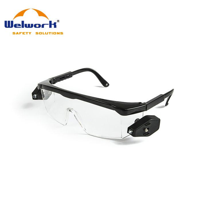 Competitive Price Over 20 Years Experience safety glasses with led