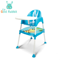 Latest design superior quality china manufacturer baby feeding chair