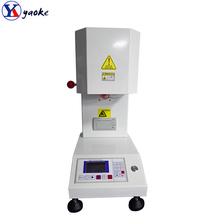 High standard HOT Melt Flow Indexer / tester / testing machine