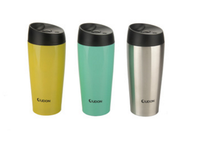 Stainless steel coffee mugs unique travel mugs