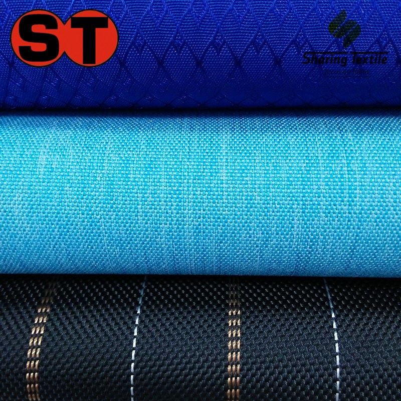 Wholesales Polyester Cationic Luggage Oxford Fabric/Cationic Horse Rug Oxford Fabric/Cationic Awning Oxford Fabric