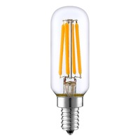 China 2017 new products led filament lamp E27 good quality led filament bulb 4w t25