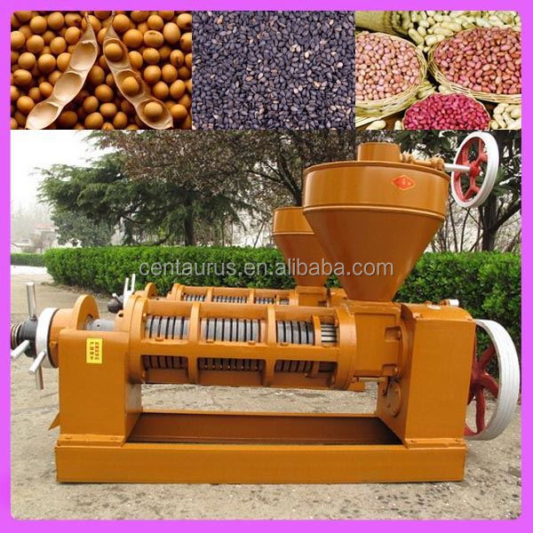 Superior Quality Screw Press Usage safflower seed oil extraction machine