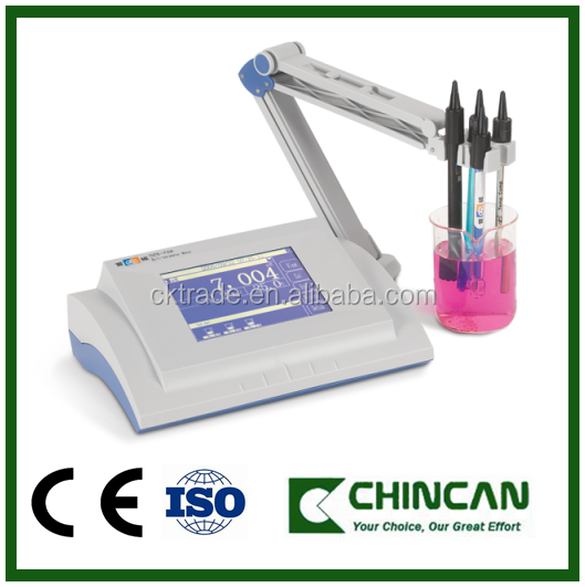 DZS-708, DZS-708-A, DZS-708-B DZS-708-C Professional and Scientific Benchtop Multi-Parameter Meter