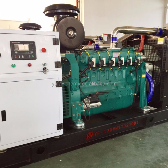 power plant generators. YUFA Gas Engine Power Plant Generators Powered By QUANCHAI Generator Set For Sale