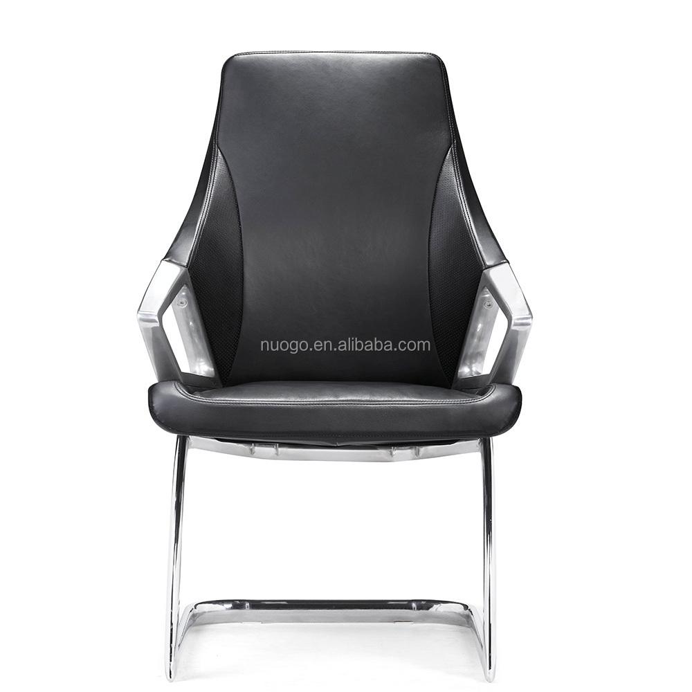 Gs g1902 pelle salone sedia da ufficio sedie da conferenza for Sedie per salone