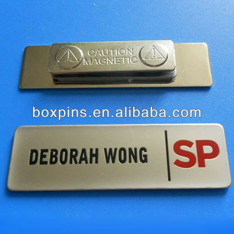 magnetic name badge name plates with magnetbox joe name plate 13062502 buy magnetic name badgename plates with magnetname plates product on alibaba - Magnetic Name Badges