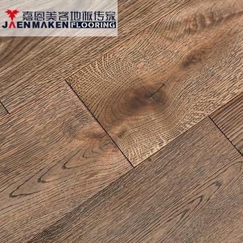 New Technology 12mm Oak Wood Veneer Wear Layer Engineered Flooring