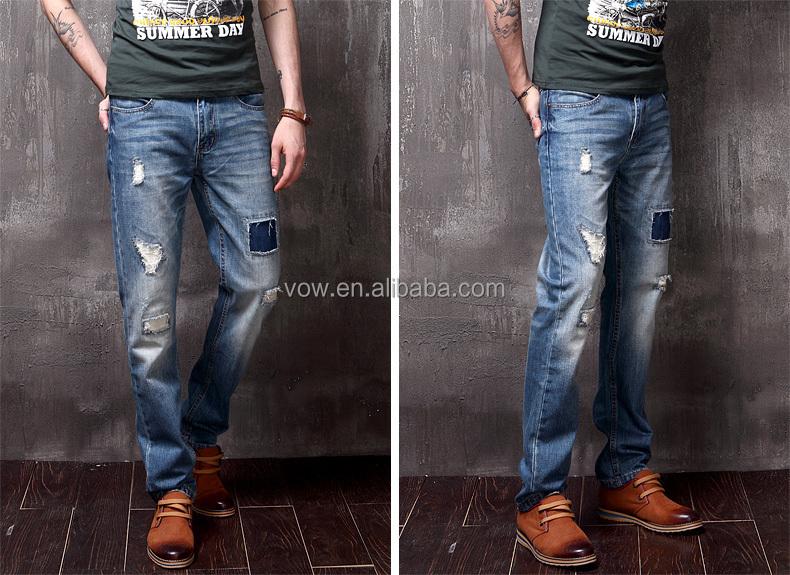 Fashion Design Men Ripped Jeans,Damaged Jeans For Men Men Skinny ...