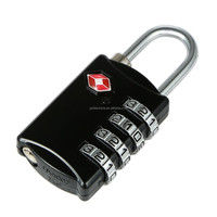 TSA Security 3-Dial Combination Travel Suitcase Luggage Bag Code Lock Padlock