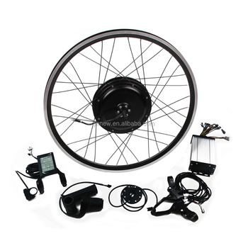 Electric Bicycle 48v 1000w Hub Motor Electric Bike Conversion Kit