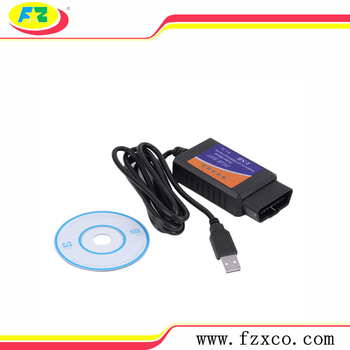 Elm327 Usb Obd2 Auto Car Diagnostic Tool Elm 327 V1 5 Usb Interface Obdii  Can-bus Scanner Hot Selling - Buy Auto Car Diagnostic Tool,Obdii Can-bus