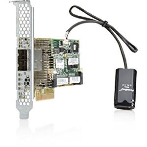 "Hewlett-Packard - Hp Smart Array P430/2Gb Fbwc 6Gb 1-Port Int Sas Controller - 6Gb/S Sas - Pci Express 3.0 X8 - Plug-In Card - Raid Supported - 6, 60, 5, 50, 1, 10, 1 Adm, 0 Raid Level - 8 Sas Port(S) ""Product Category: I/O & Storage Controllers/Scsi/Raid Controllers"""