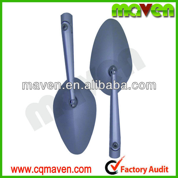Quality Maven Universal Motorcycle Silver CNC Billet Side Mirrors For Buell XB12 XB9 Ulysses XB12X R 1125 CR MV01008