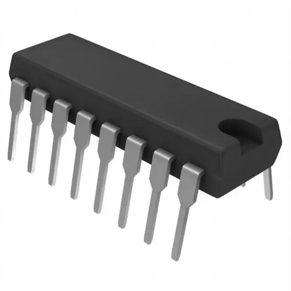 16 14-Bit compteur binaire et oscillateur 5pcs MC14060B petite esquisse circuit intégré
