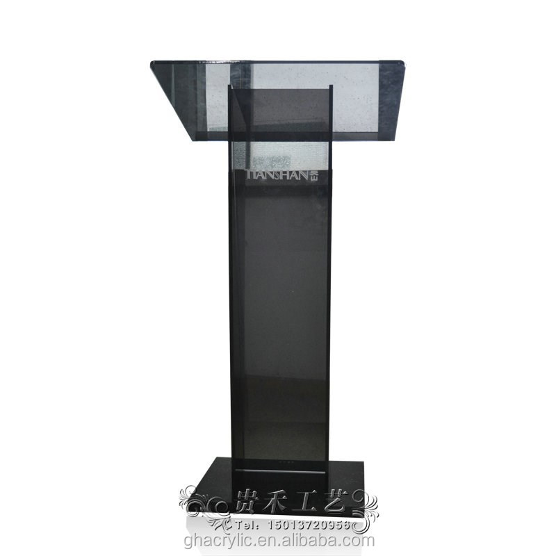 Yz-0027clear Acrylic Church Pulpit Podiums Design/lectern/rostrum ...