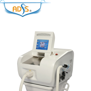 E-light+IPL OPT SHR+ND YAG Laser+Bipolar RF Multifunction Beauty Machine with CE