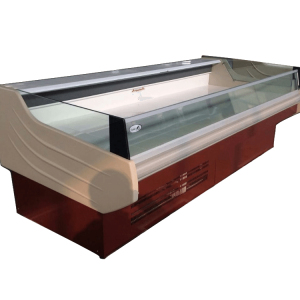 Stainless Steel Fresh Fish Display Table/Counter