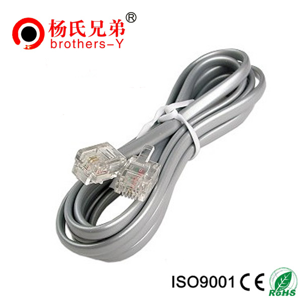 Rj11 Connector Telephone Cable Telephone Cord Landline