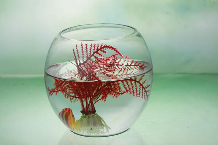 Cheap wholesale round ball shaped glass fish tank aquarium fish tank coffee table fish tank - Fish tank coffee table cheap ...