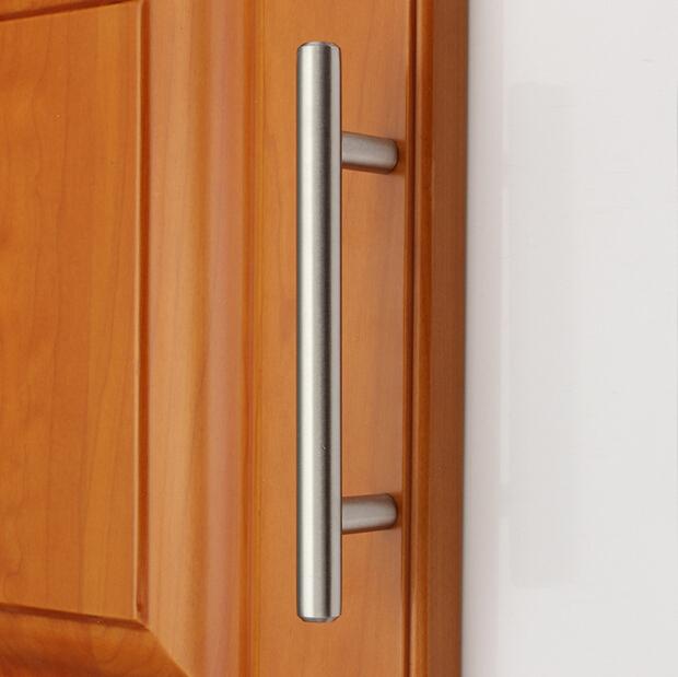 Stainless steel bedroom furniture hardware door pull for Furniture handles