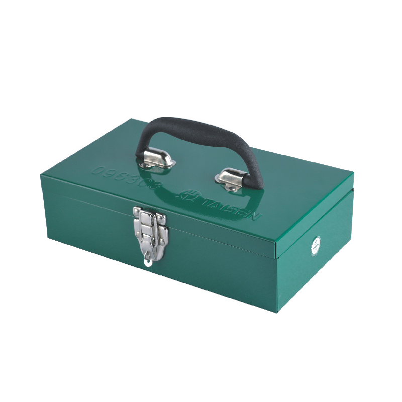 NO 096303 Metal Tool Box lock with tools