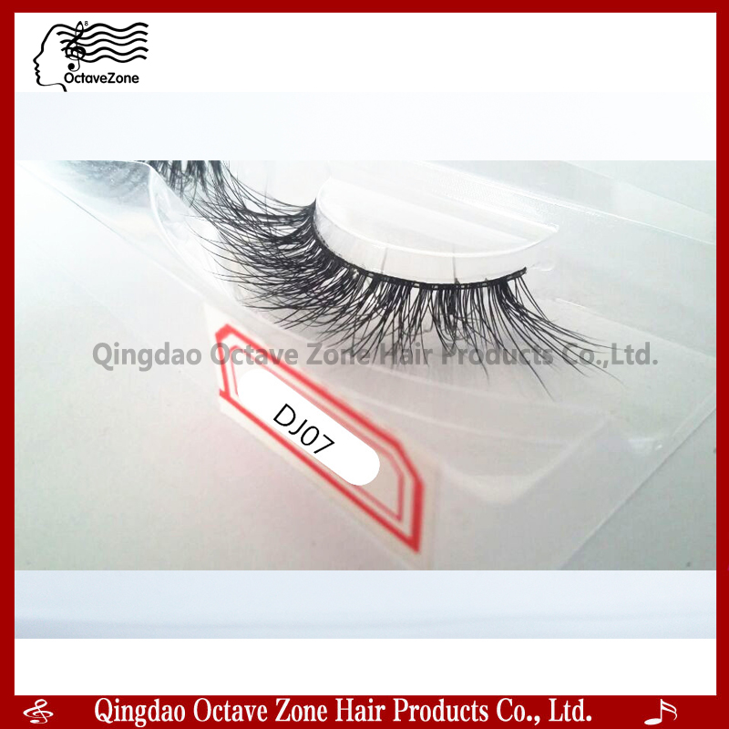 Crisscross Lashes High Quality Natural Mink Eyelashes Elle Wink Eyelash