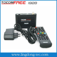 iks fta receivers tocomfree i928 satellite receiver no dish for Latin America
