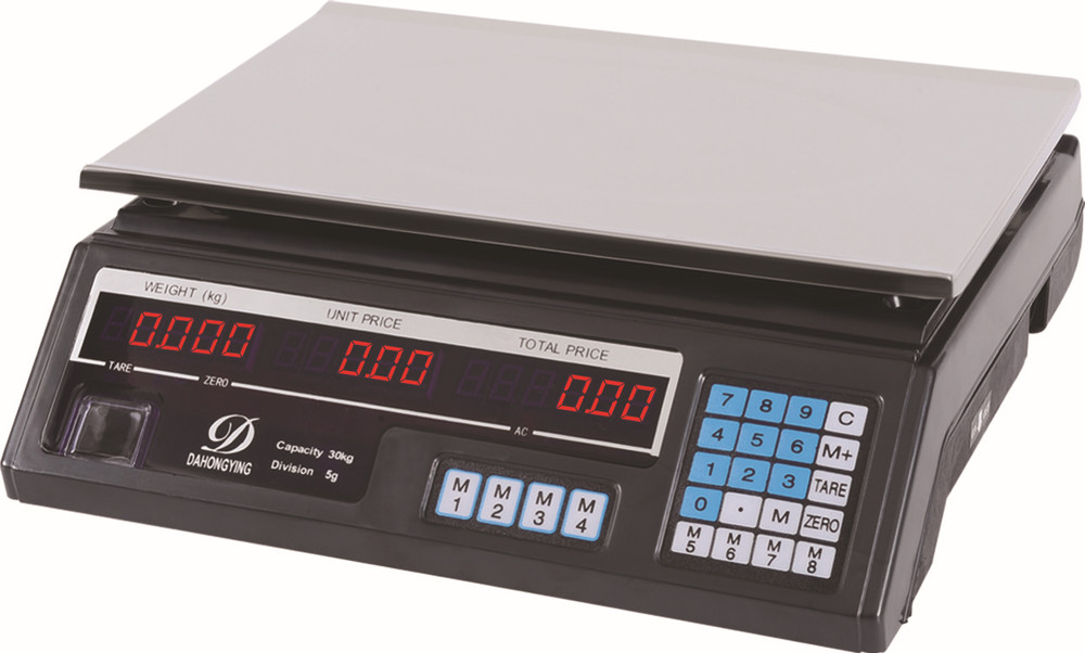 Image result for dahongying digital price computing scale