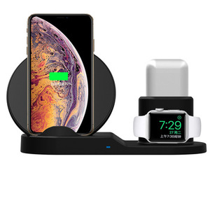 Foldable 3 in 1 wireless charger 110w wireless mobile charger