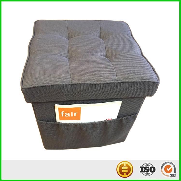 Folding Sex Step Stool/Pop Up Storage Ottoman with Pocket  sc 1 st  Alibaba : step stool storage - islam-shia.org