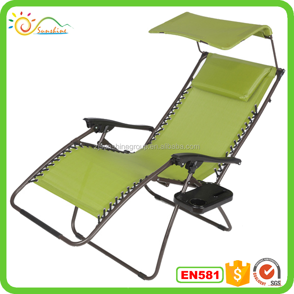 Beach lounge chair portable - Beach Lounge Chair With Canopy Beach Lounge Chair With Canopy Suppliers And Manufacturers At Alibaba Com