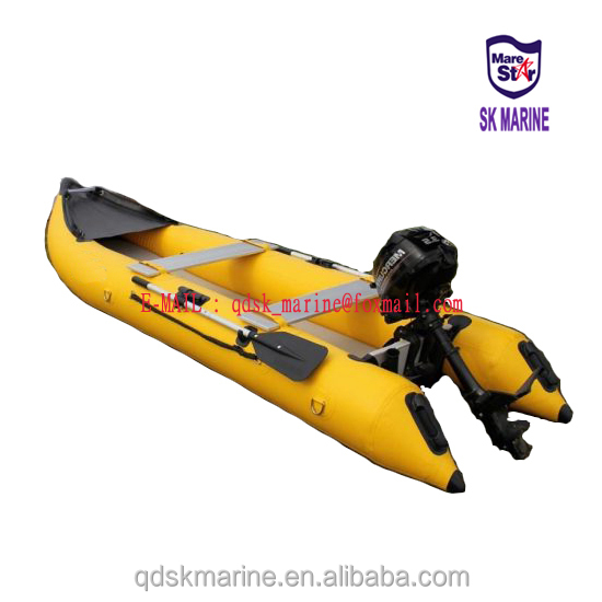 kayak, 3.3-4.7m, pvc inflatable <strong>boat</strong>