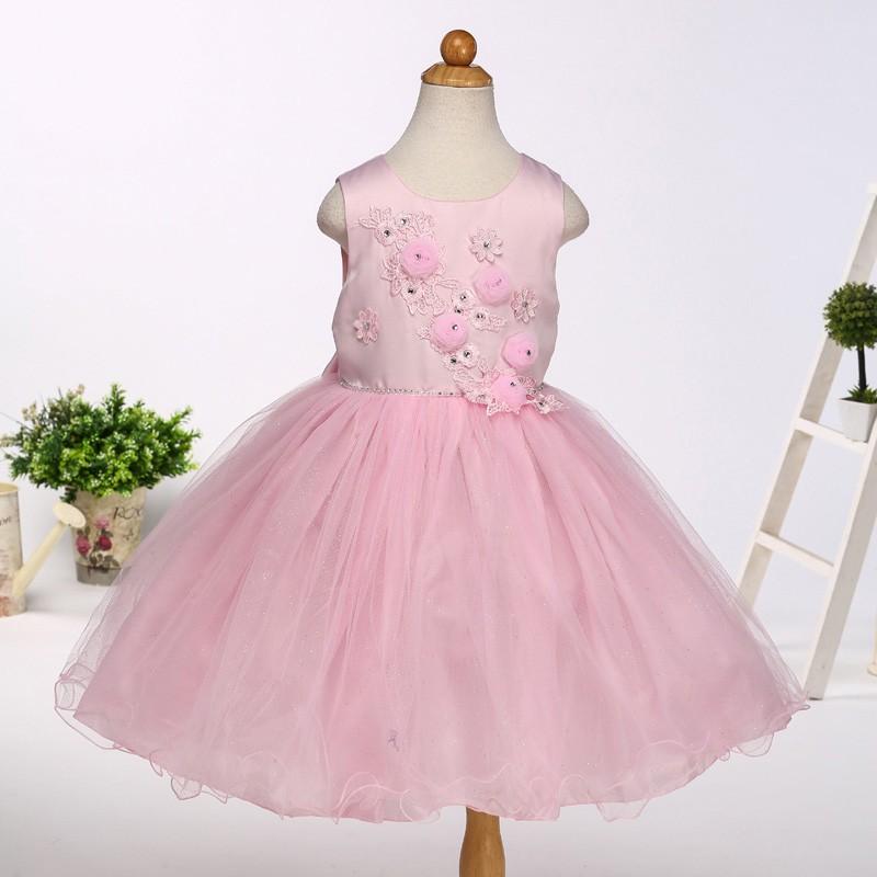 Niños Frock Designs Corto Dama De Honor Vestidos Para Adolescentes ...