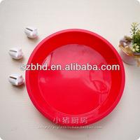 Silicone 8 Inch Round Shape Cake Baking Pan