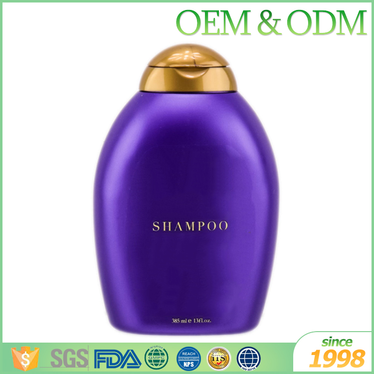 Fresh Shampoo 250ml Portable Bottle Package Hotel Hair Care Shampoo