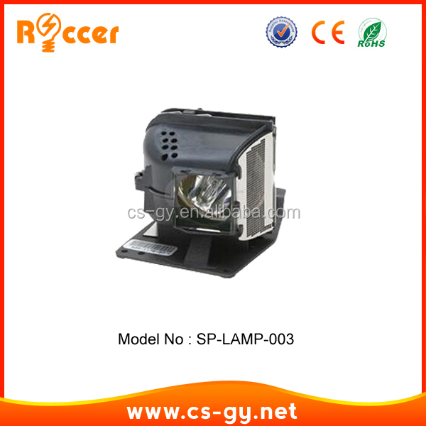 Hot sale spare parts projector lamp bulb SP-LAMP-003 for INFOCUS M2