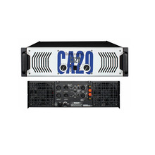3 u white front panel CA20 high power professinal Power Amplifier with 2*1300w