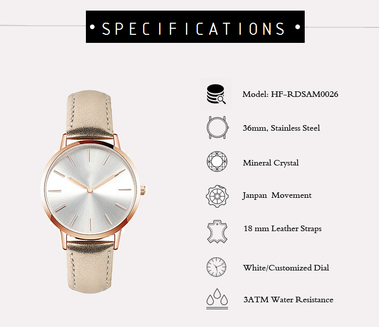 2dc3c7790 Ultra Thin Watch Western Watch Price Girl Latest Hand Watch - Buy ...