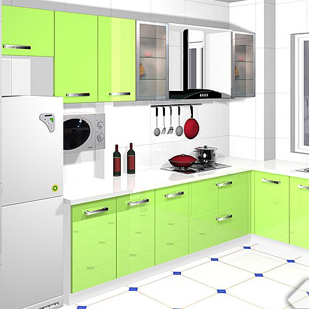 China Pvc Modular Kitchen Tractor For Sale Philippines
