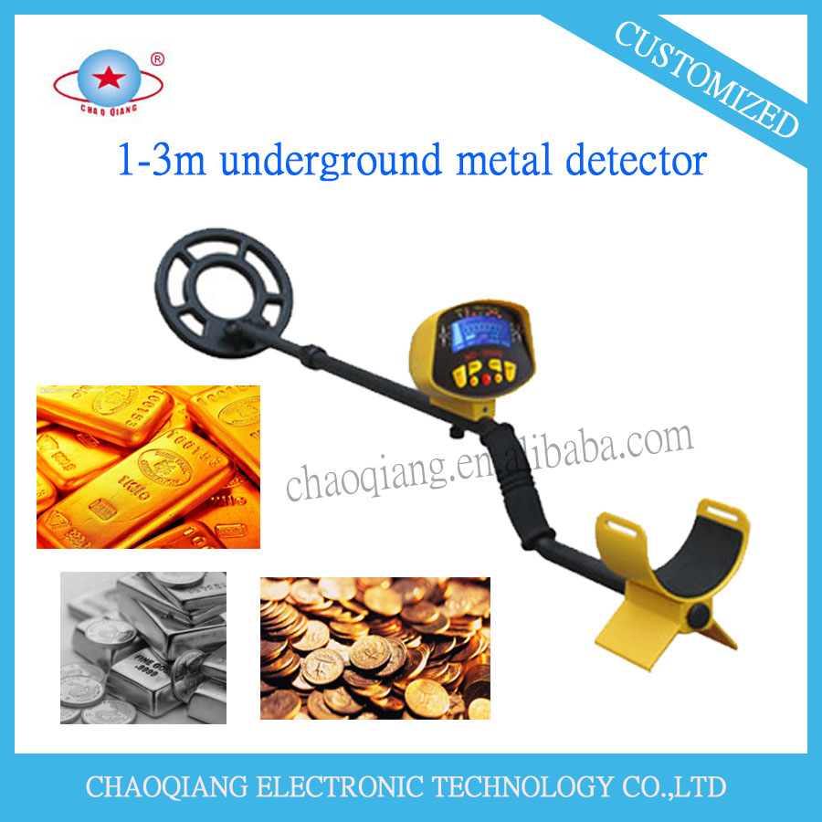 Drs ground exper ground scanner 3d metal detector for exploration