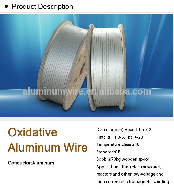 Gb Standard Magnet Size Chart Round Flat Oxidative Aluminum Wire For ...