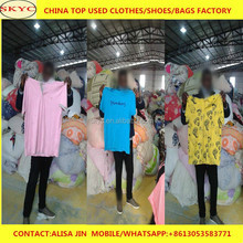 cheap used clothes for Nigeria, China used clothe and shoes