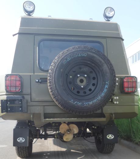מאוד כלי רכב מיוחדים רכב אמפיבי רכב כיבוי אש באיכות גבוהה חמה למכירה ZB-88