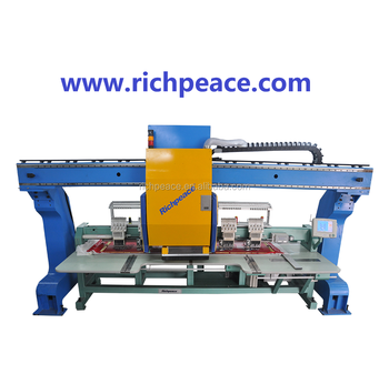 Richpeace Laser Bridge for Embroidery Machine